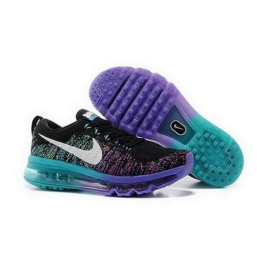 Nike Mujer Air MAX 2013 2014 2015 Air Cushion Zapatillas de Baloncesto: Amazon.es: Zapatos y complementos