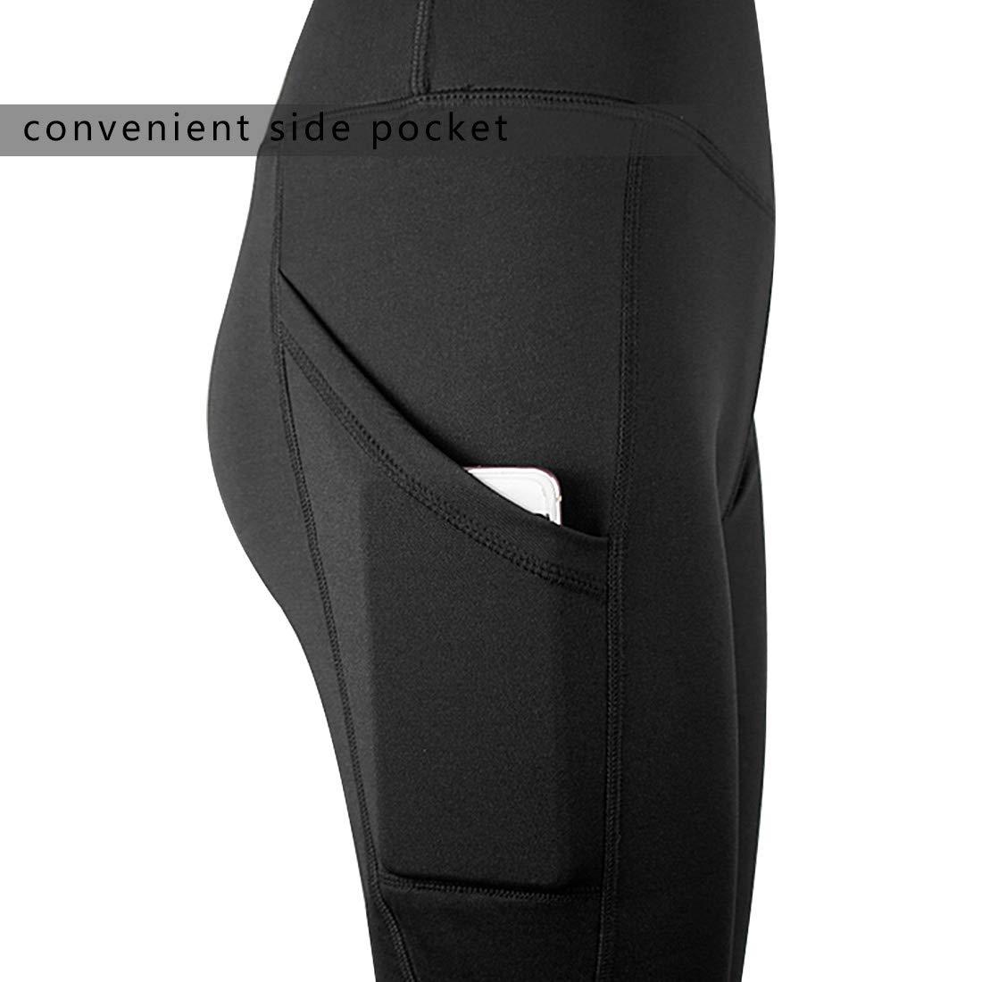 La Dearchuu Yoga Pants for Women High Waist Workout Ladies Leggings for Sports