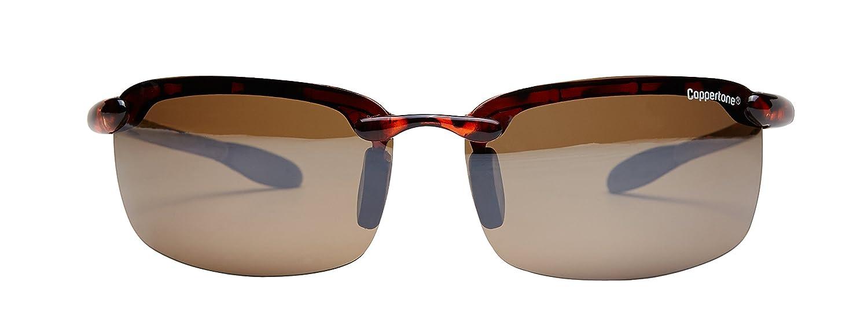 2353409706 Amazon.com  Coppertone Men s Polarized Cp100 Demi Rectangular Sunglasses