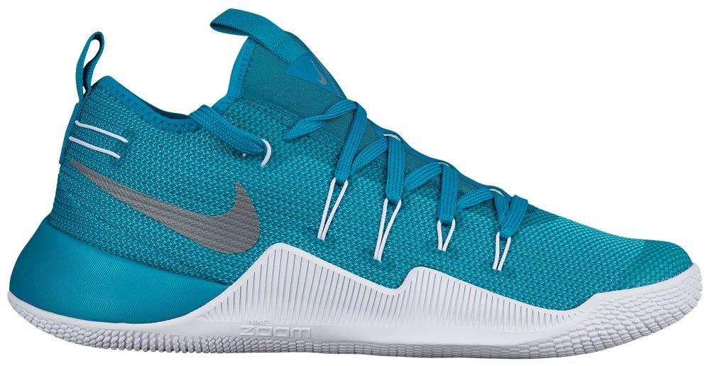 [ナイキ] Nike Hypershift - メンズ バスケット [並行輸入品] B0714MGPJL US12.0 Tropical Teal/Dark Grey/White
