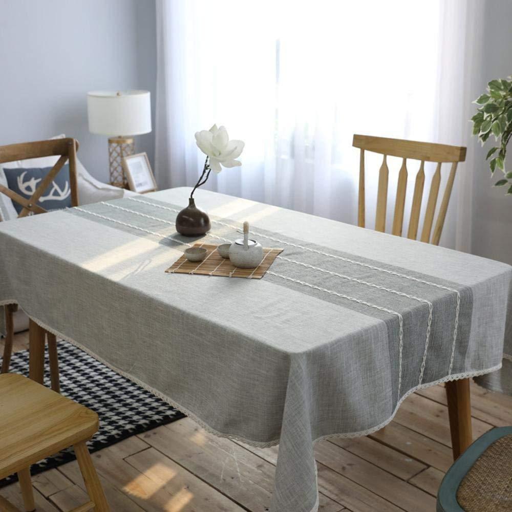 XixuanStore テーブルクロスGテーブルクロス家族のリビングルームテーブルクロステーブルクロスほこり布 (サイズ : 90*150cm) 90*150cm  B07Q5FXVLT