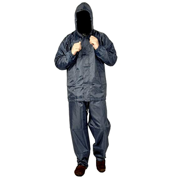 d92ed5e10 FOBHIYA™ International Polyester Waterproof Raincoat Super Soft ...