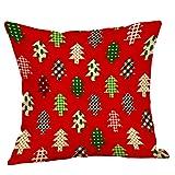 Christmas Flax Sofa Car Home Pgojuni Waist