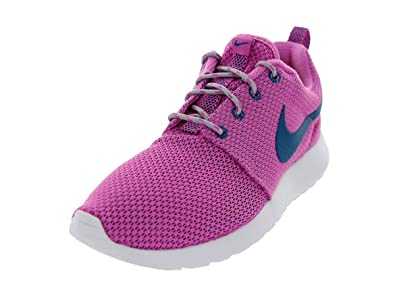 28a8d0fa29802 Nike Rosherun WMNS 511882-502 Womens Pink Shoes Size  3 UK