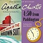 Man in the Brown Suit & 4:50 From Paddington | Agatha Christie