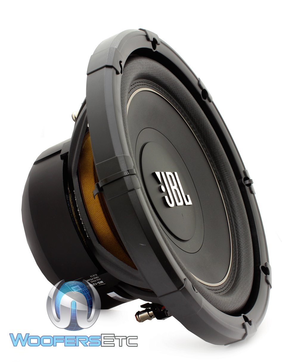 MS-12SD4  A 12'''' (300mm), high power-handling, dual voice-coil premium subwoofer