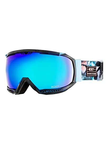 c40e47fd3d2 Roxy Womens Hubble - Snowboard Ski Goggles - Women - One Size - Blue  Bachelor