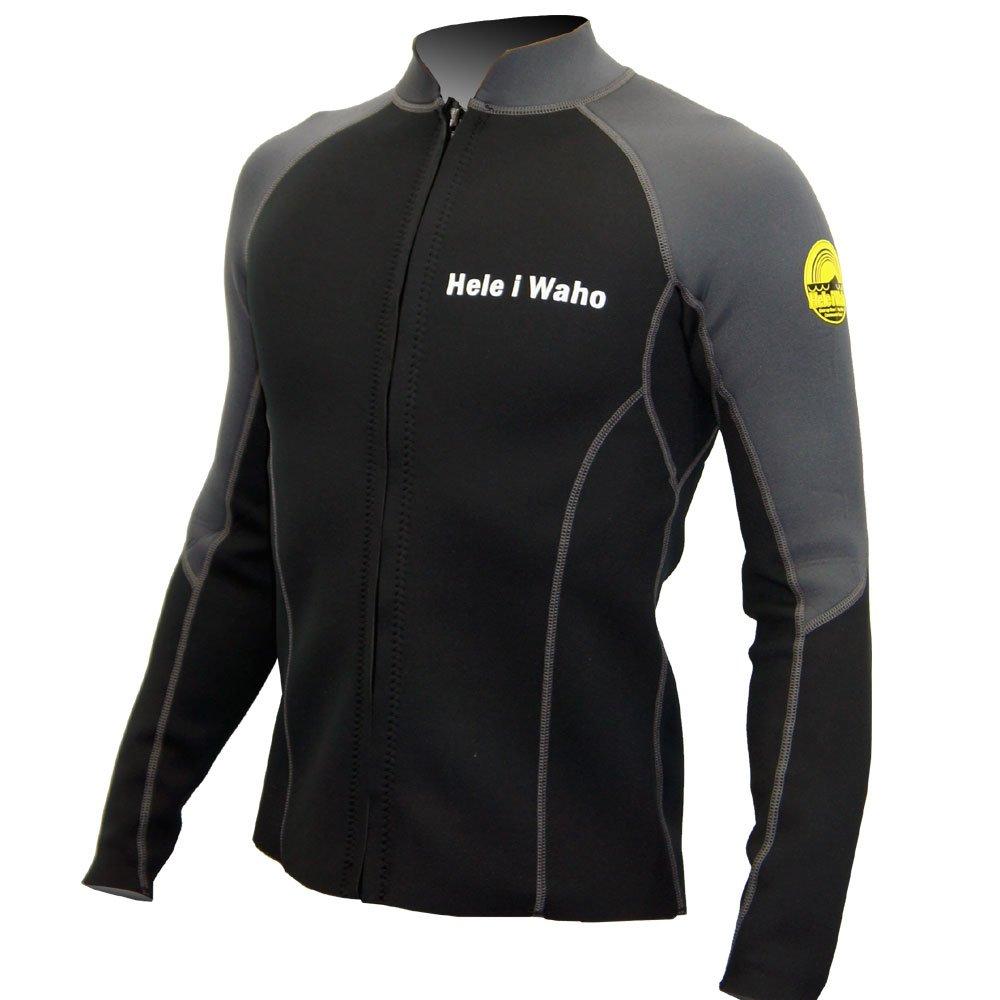 ウェットスーツの種類 タッパー(ジャケット)
