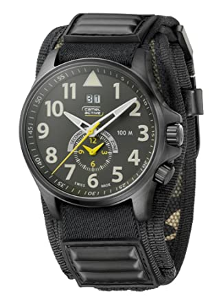a98bb14925d Camel Active Men's Urban Watch A687.5546NFPA: Amazon.co.uk: Watches