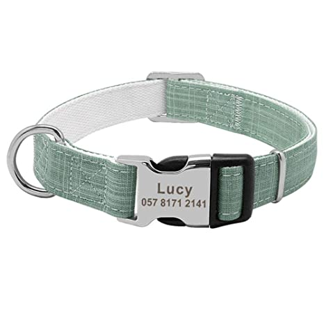 fafagogo2216gogo Collar De Perro Collar De Perro Personalizado ...