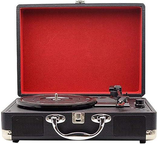 jaspenybow - Giradiscos para decoración del hogar, fonografo de ...
