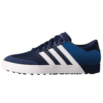 timeless design ac937 cf39e adidas Adicross V Zapatos de Golf, Hombre, Azul OscuroBlanco, 48.6  Amazon.es Deportes y aire libre