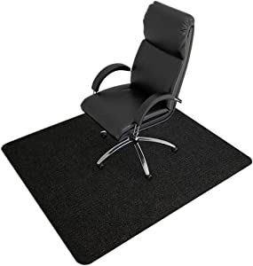 Office Chair Mat for Hardwood Floor, Upgraded Version Chair Mat Hard Floor Protector, 1/6