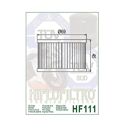 Ölfilter HIFLO HF111