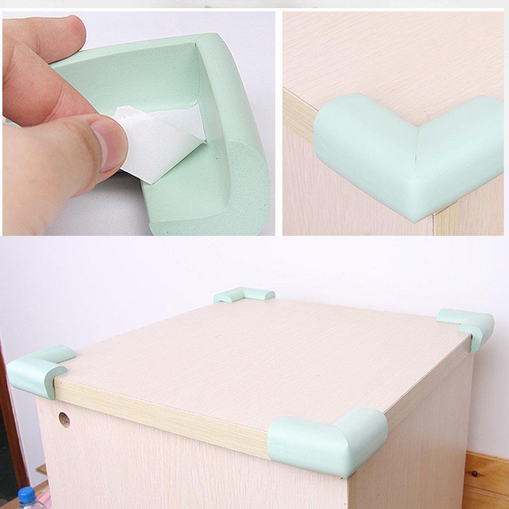 Edge Eckenschutz Bumper Kinder Sicherheit Kantenschutz 6,5/ft Streifen Baby Proof Tisch Displayschutzfolie