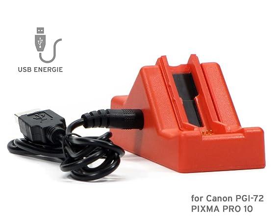 chipresetter para Canon PGI-72 Cartuchos para impresora Canon ...