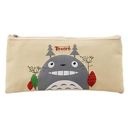 Jiquan My Neighbor Totoro - Estuche para lápices, estuche ...