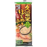 Itsuki Kurume Hotomeki Tonkotsu Ramen Noodles, 123G