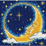 Dimensions Needlecrafts Needlepoint, Moon Dreamer