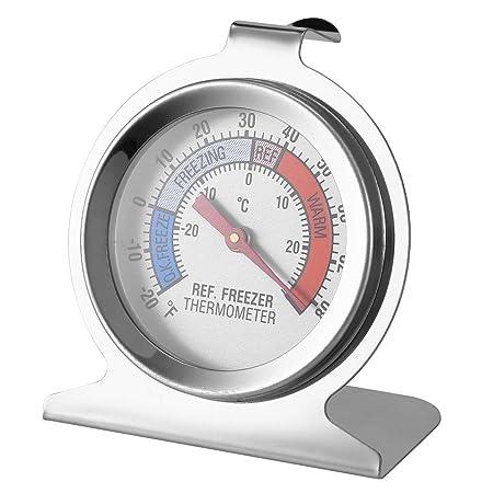 Compra Quanna - Termómetro Digital para frigorífico o congelador ...