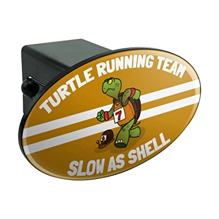 Amazon.com: Graphics and More Turtle Running Team Slow As ...