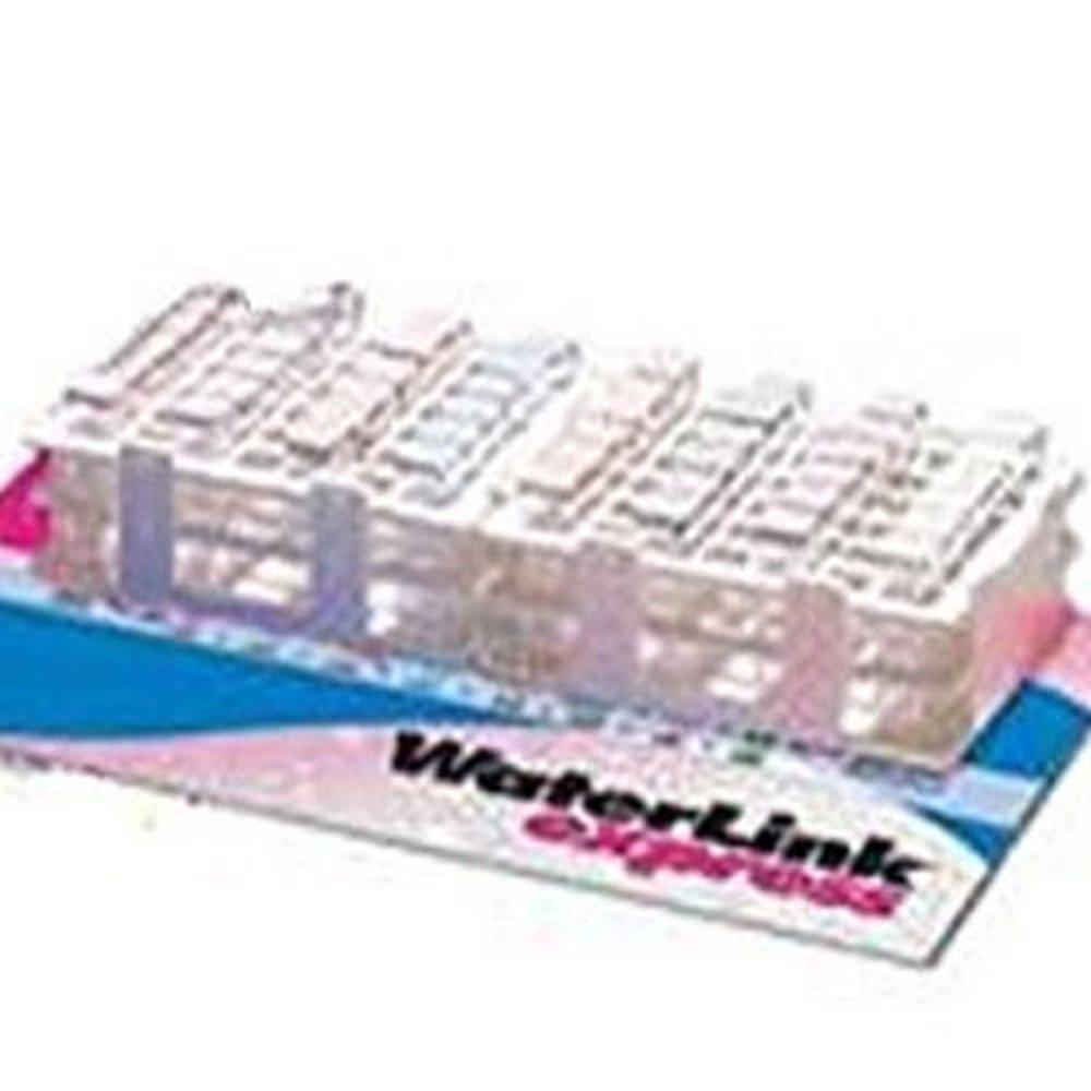 LaMotte 4311-J UDV Vial, For 1200-Udv, Free Chlorine (Pack of 100)