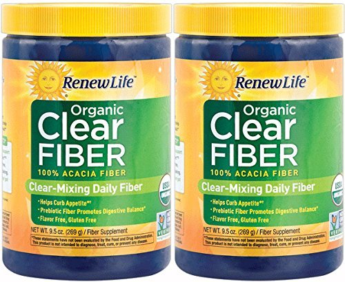 Renew Life Organic Clear Twin Pack product image