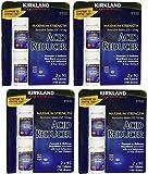 Kirkland Signature Maximum Strength Acid reducer Ranitidine tablets USP 150MG PANZpv, 4Pack (190 Tablets)