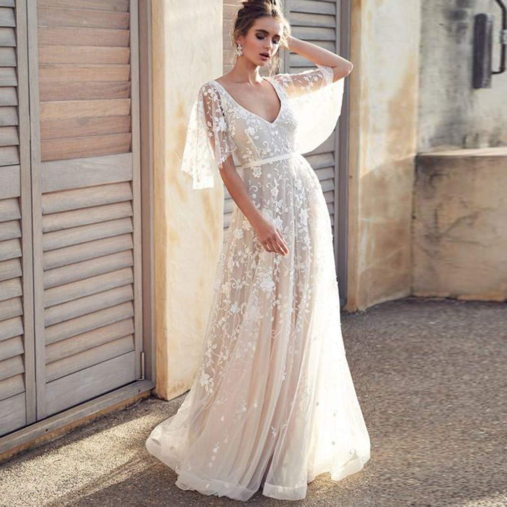 535ad649a22 Amazon.com  Pandaie-Womens Dresses