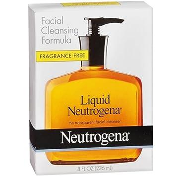Amazon.com: Neutrogena fórmula líquida de ...