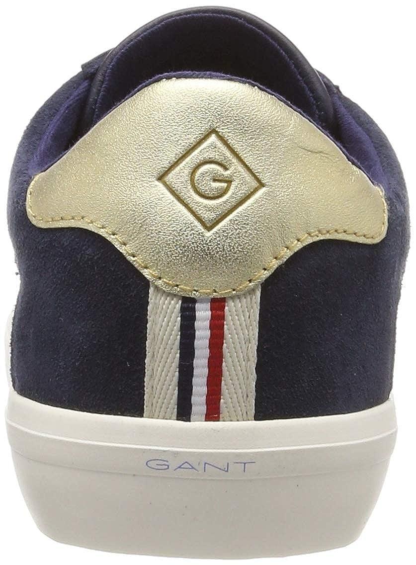 GANT Womens Baltimore Low-Top Sneakers