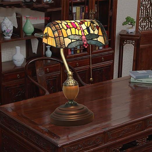 SANPINGDIANDIAN-Lámpara de mesa Lámpara de escritorio Luz del ...