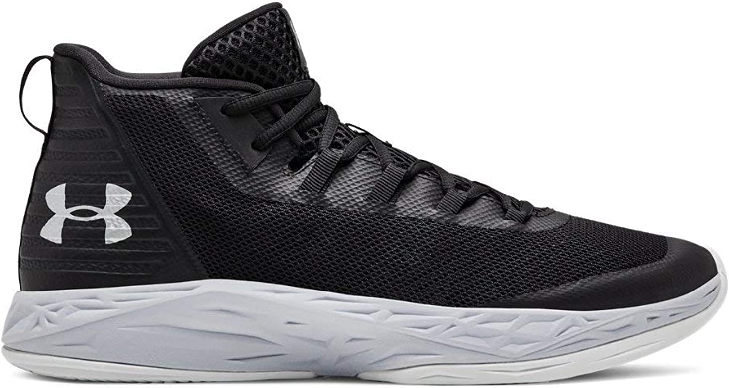 Here's Under Armour's New Basketball Shoe That Will Take on