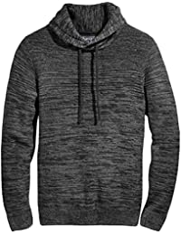 Mens Knit Pullover Sweater