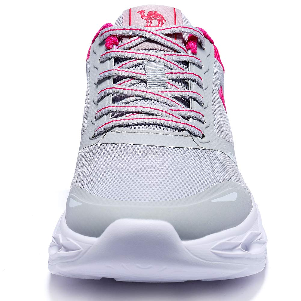 CAMELSPORTS Women s Running Shoes Lightweight Walking Shoes Breathable Women Sneakers Mesh Tennis Shoes for Gym Exercise Casual Outdoor