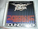Street Fighter Soundtrack / All New Songs from the Motion Picture [Audio CD]
