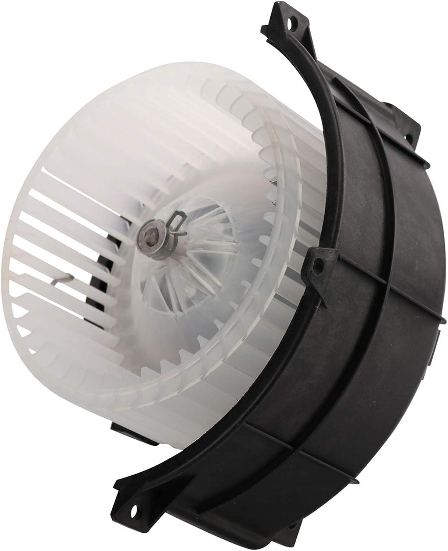 replace heater fan vw touareg