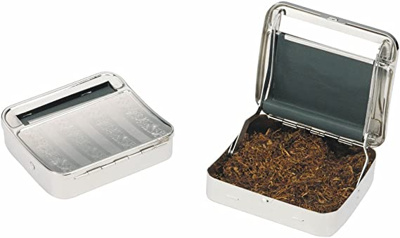CHAMP - Caja de Cigarrillos - diseño metálico - enrolladora de ...