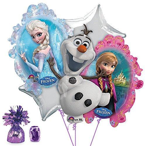 Costume SuperCenter Frozen Balloon Kit (Each) - Party Supplies]()