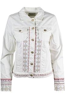Desigual Jacke Damen Chaq Nayeli 19SWEW95 38 (s) rot: Amazon