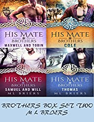 His Mate- Brothers- Box Set Two- Four books in one set
