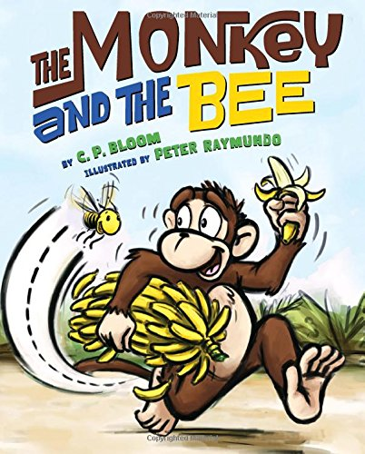 The Monkey and the Bee (The Monkey Goes Bananas) by Abrams Books for Young Readers
