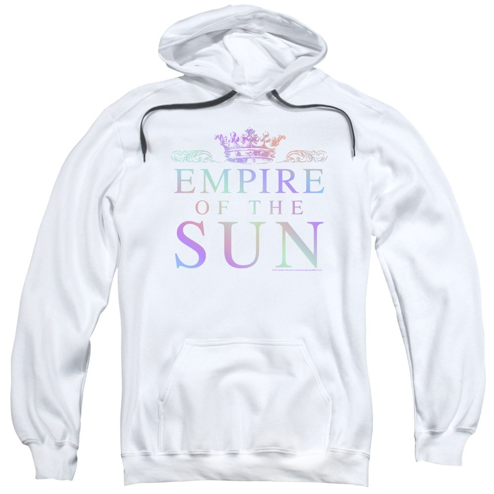 Empire Of The Sun - - Regenbogen-Logo-Pullover der Männer