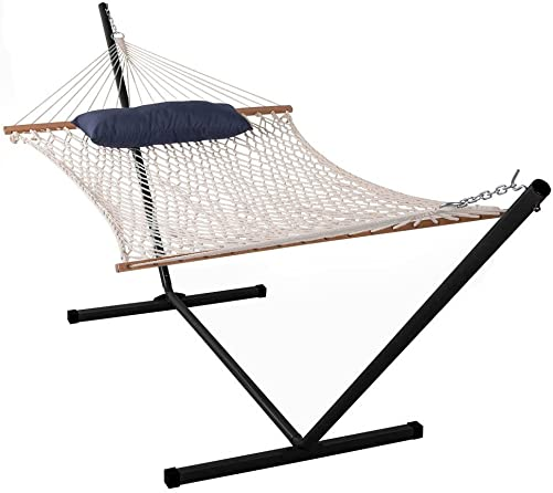 Lazy Daze Hammocks Cotton Rope Hammock