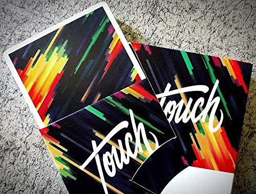 Cardistry Touch Pulse Playing Cards Very Limited Edition Deck by Cartamundi
