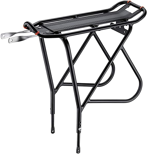 Ibera Bike Rack – Bicycle Touring Carrier with Fender Board