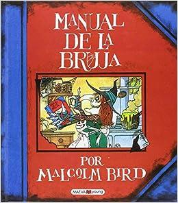 Resultado de imagen de El Manual de la bruja. Malcolm Bird