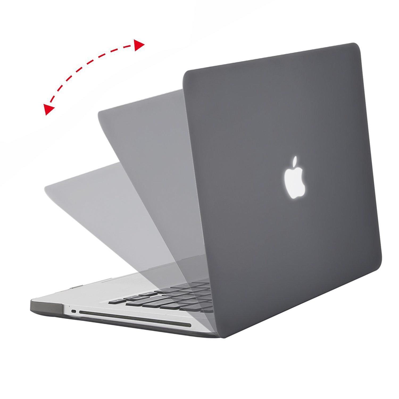 Pivoine sur Base Noire Transparente Ultra Slim Plastique Coque Motifs Compatible Mac Pro 13 MOSISO Coque Compatible MacBook Pro 13 Pouces A1278 CD-ROM Version 2012//2011//2010//2009//2008