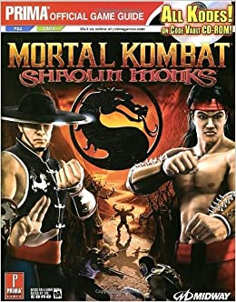 Book Mortal Kombat: The Official Strategy Guide: Shaolin Monks (Prima Official Game Guides) by M. De Govia (2005-10-31)