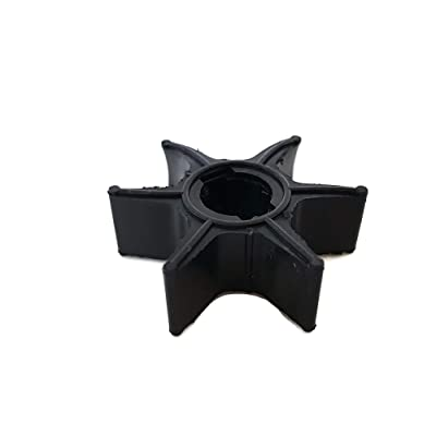 Boat Motor Water Pump Impeller for Johnson Evinrude OMC BRP Outboard 2.2HP 3.3HP 2HP 2.5HP 114812 0114812 Sierra 18-45312 Mercury Quicksilver 47-95289-2 Sierra 18-45312 Engine: Sports & Outdoors